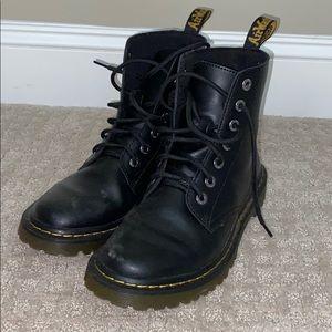 Size 8 black Dr. Martens
